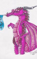 Crystal's Art Book #1 -- Wings of Fire Doodles and More!! by whromine