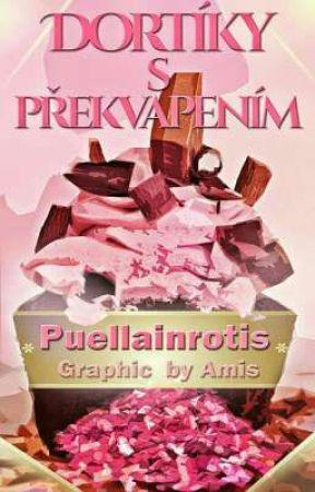 Dortíky s překvapením (Cupcake výzva) by Puellainrotis