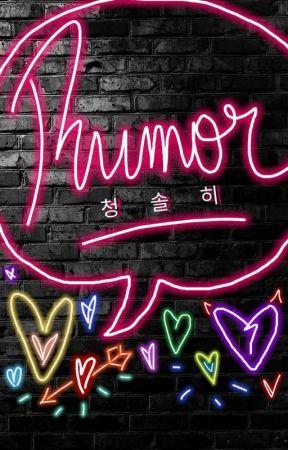 RUMOR // Renmin by CheongSolhee