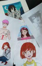 Mes dessins. by Jade102124