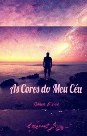As Cores do Meu Céu  by RobsonPierre10