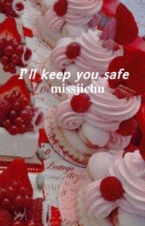 I'll keep you safe | park jimin by missjichu