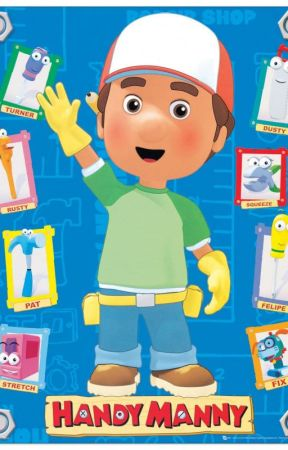 Handy Manny: Repairman Rescues by Transformersprimefan
