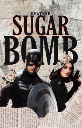 sugarbomb ❀ steve rogers  by asoiastark