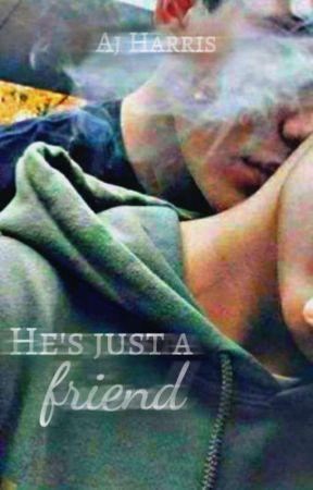 He's just a friend (BxB) by blackspadesss
