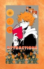 Shouyou Hinata x Reader: Attractions  by amexiagrl