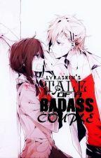Tale of a Badass Couple by lyra_shin