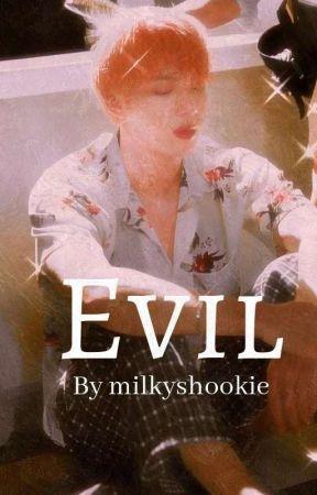 Evil by milkyylattae