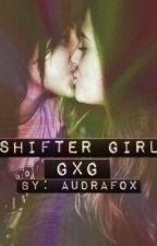 Shifter Girl gxg girlxgirl lesbian by Foxygirlz22