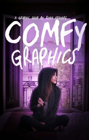(3) Comfy Graphics by ComfortableShows