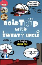 Road trip with sweaty uncle by AymenJouini6