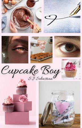 Cupcake Boy by SJSebastian