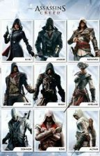 Assassin's Creed:Future's Creed (Male Reader) by 0ptical1llusion