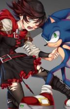 The Blue Blur Savior In Remnant: OC Abused Sonic x RWBY Harem by SonicKev101