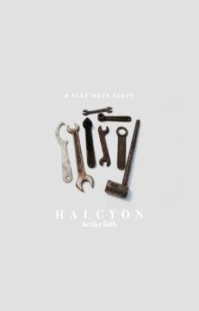 HALCYON.  STAR WARS by Khbhmh
