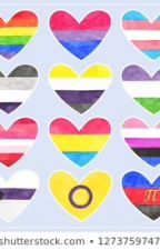 LGBTQ+ Challenge 🏳️🌈❤️ by amshinestar7778939