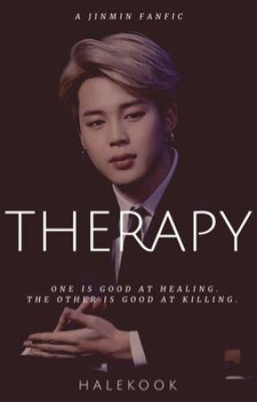 Therapy | Jinmin by halekook
