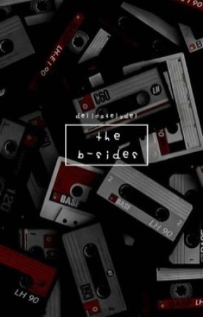 the b-sides ( poetry ) by delicatelydel
