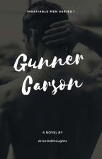 Insatiable Men 1:Gunner Carson by drizzledthoughts