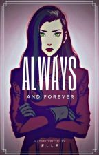 Always and Forever • Asami Sato x Fem! Reader by BmblBisCanon
