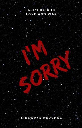 I'm Sorry by sidewayshedgehog