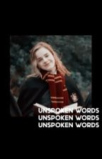 UNSPOKEN WORDS ༄ spam by fritabeans-