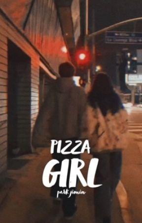 pizza girl • parkjimin by izzyknowsbest