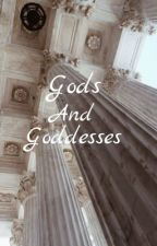 Gods and goddesses  by Anglesbxxxby