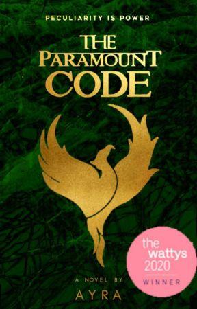 The Paramount Code by ayrasheeeen