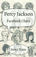 Percy Jackson Facebook Chats by LittleMissAnna