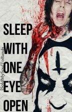 Sleep With One Eye Open // Oliver Sykes by serpent-slut