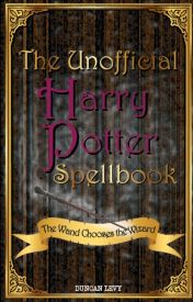 Harry Potter Spells by kayleeshaylynn