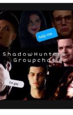 Shadow Hunter GroupChat by Fatespeaker_Visions