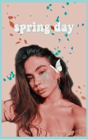 spring day ──── ricky bowen by butterflybowen