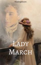 Lady March  by flowingbloom