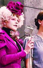 There Was No Music- Effie Trinket One Shot by captjackharkness