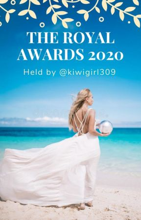 THE ROYAL AWARDS 2020 {ENTRIES CLOSED} by kiwigirl309