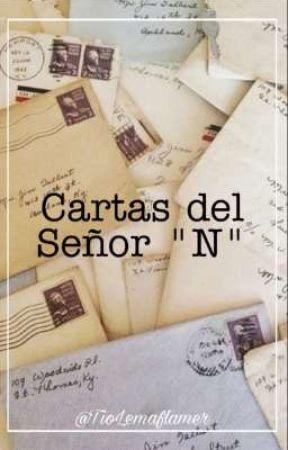 """Cartas del Señor """"N"""" [Jainico]  by TioLemaflamer"""