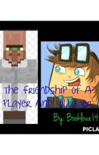 The Friendship Of A Player and Villager by booklova146