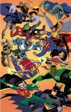 DC Comics Oneshots by athunter99
