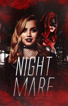 Nightmare ⎊ 𝐊𝐀𝐓𝐄 𝐊𝐀𝐍𝐄 by hazholland
