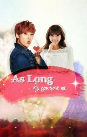 As long as you love me (kevin and you) by SilverFawn0806