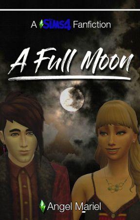 A Full Moon by myangelmariel