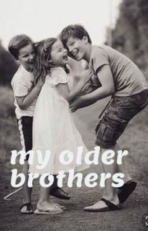 my older brothers by lynlygrace