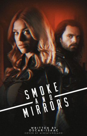 Smoke And Mirrors ➣ Bucky Barnes by oscar-isaac