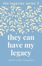 they can have my legacy - fedex (the legacies series 3) by food_is_my_jam