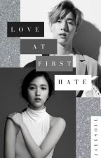 Love at first hate. {Mark Tuan x Mina Myoui} by Jaeesoul
