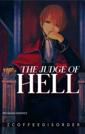 THE JUDGE OF HELL by ZcoffeeDisorder