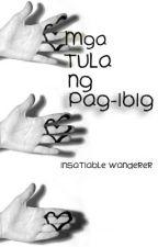 Mga Tula ng Pag-ibig by NagtataengBallpen
