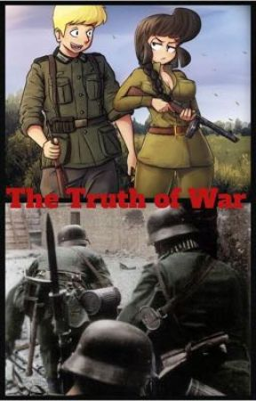 The Truth of War Book 1: Hold the Line by Battlefield_101